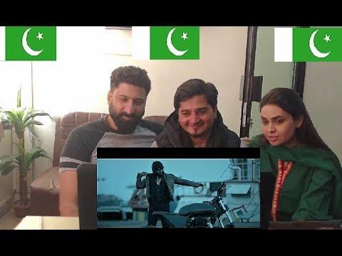 Pakistani Reaction to KGF Trailer 2 | Hindi | Yash | Srinidhi | 21st Dec 2018| Ab bus reaction