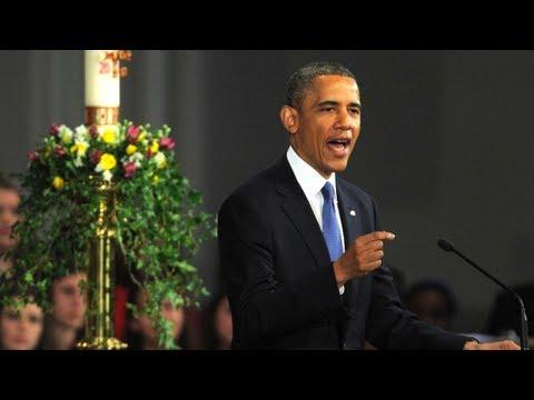 Obama's Boston Bombing Address
