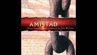 Amistad Soundtrack - 01 Dry Your Tears, Afrika