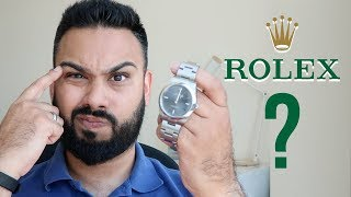 My Rolex Dilemma