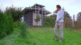 видео Летний душ для дачи своими руками планировка постройка