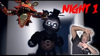 THIS GAME GOT ME EVICTED!!  - The Joy Of Creation  (five nights at freddys)