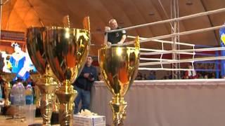Сборная Тувы на первом месте Чемпионата СФО по MMA