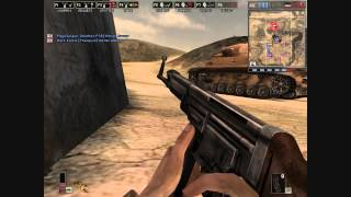 Battlefield 1942 Operation Battleaxe(mission 1) Allied campaign
