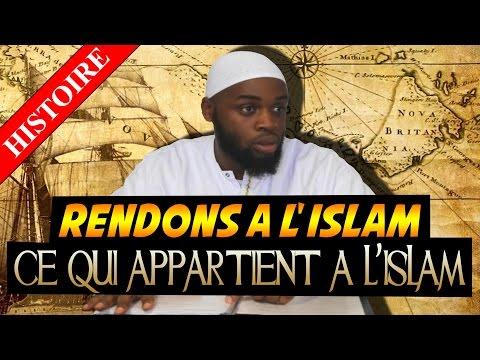 """COLLECTIF HANIFIYYAH: conférence """" Rendons à l'Islam ce qui appartient à l'Islam"""""""