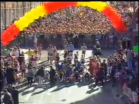 1990 Dublin Marathon full coverage