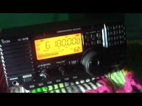 Radio Nacional de Brasilia AM 980 kHz via (RNA) 6180 kHz e 11780 kHz em Ondas Curtas