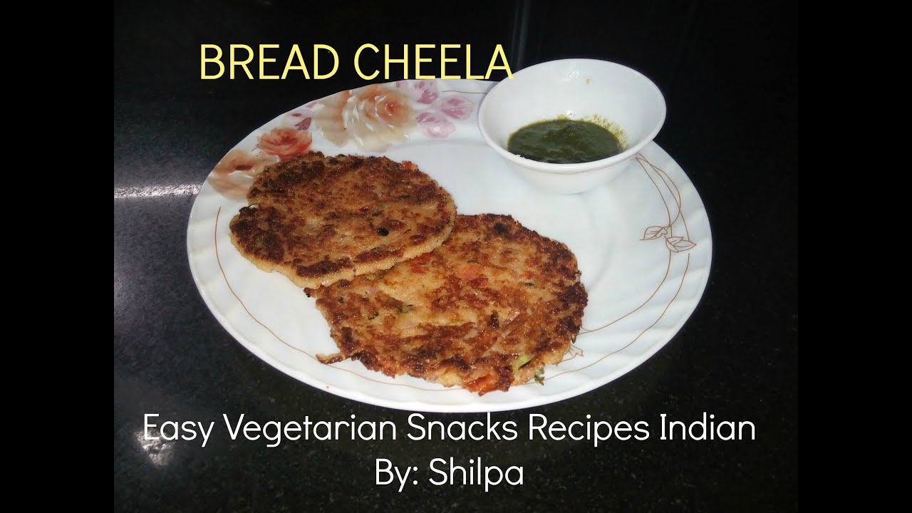 Easy vegetarian snacks recipes indian bread cheela in hindi youtube easy vegetarian snacks recipes indian bread cheela in hindi forumfinder Choice Image