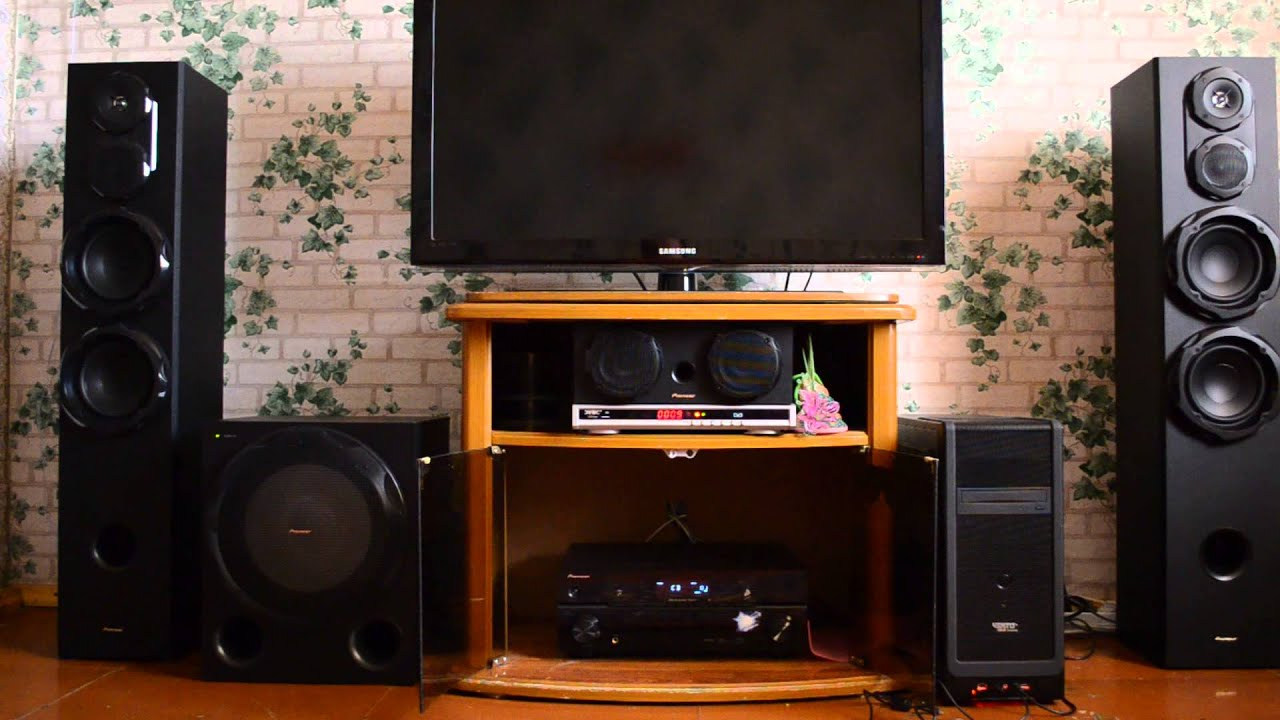 Review Pioneer Home Theatre System