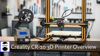 Product Overview - Creality CR-10 3D Printer