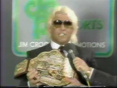 World Champion Ric Flair Interview [1986-02-22]