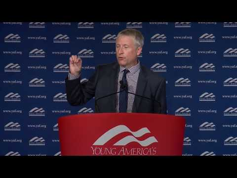 Dr. Paul Kengor LIVE at YAF's 40th annual National Conservative Student Conference--Full