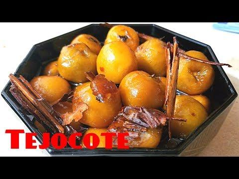 Mexican Hawthorn Review & Dulce de tejocote recipe - Weird Fruit Explorer