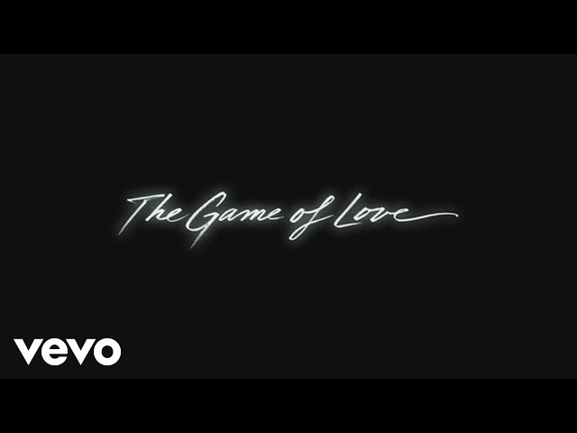 Daft Punk - The Game of Love (Official Audio)