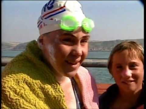 susie maroney channel swim 1990