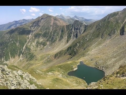 Summer 2017 Part 3: Hiking the Romanian Carpathians - The Făgăraș Mountains