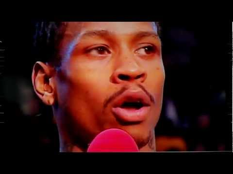 Allen Iverson 2001 NBA All-Star Game MVP Acceptance