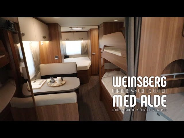 Weinsberg CaraOne 740 UHD ICE Edition (2018)