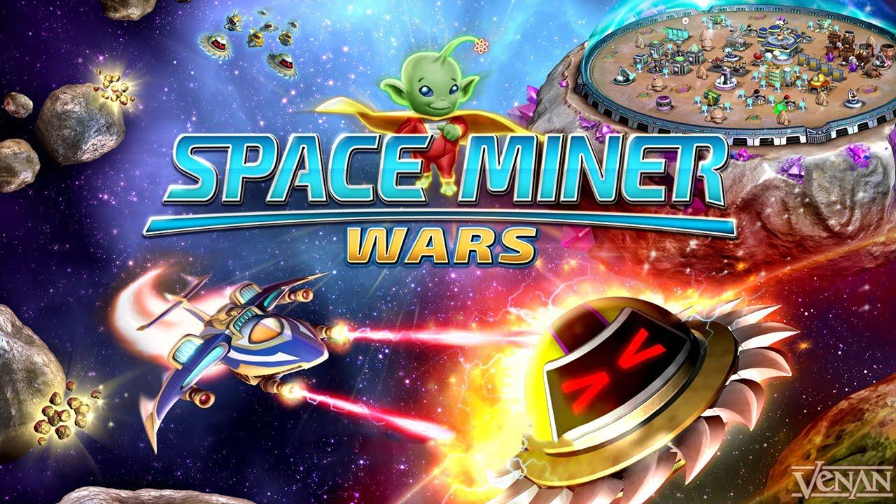Descargar Space Miner Wars gratis para Android