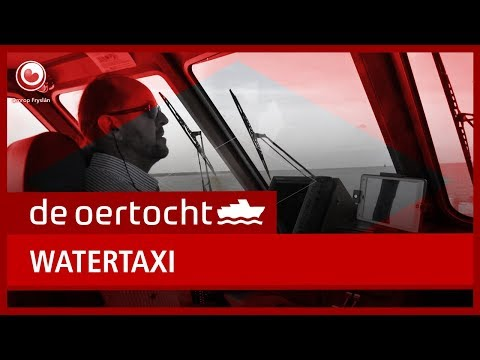 DE OERTOCHT: De watertaxi