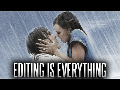 IF THE NOTEBOOK WERE A STEPHEN KING FILM