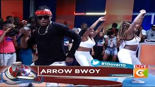 Arrow Bwoy Live #10Over10