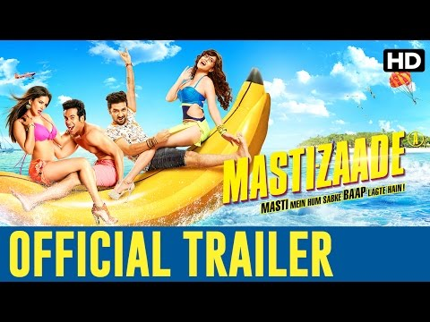 Mastizaade Official Trailer with English Subtitle | Sunny Leone, Tusshar Kapoor, Vir Das