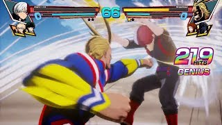 All Might Beats Up Children!   My Hero One's Justice All Might Vs Stain Online