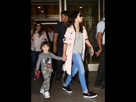Shahrukh Khan's Son Ran Away with Alia Bhatt!! | New Bollywood Movies News 2016
