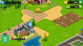 Township - A  blend of city-building and farming