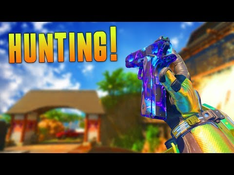 HUNTING! (AK-74u & M1911 With Into The Void Camo Gameplay & Funny Moments) - MatMicMar
