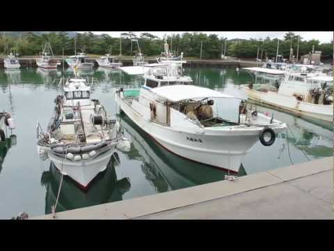 Trip to Japan 2011. Fishing Port and Fishing Boat.