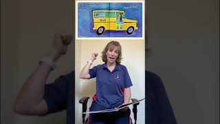 Pete the Cat, The Wheels on the Bus ~ Based on the creation of James Dean