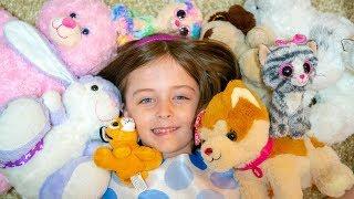 Doc Emily Pet Vet Toy Animal Doctor McStuffins Blind Bags Surprise Toys for Girls Kinder Playtime