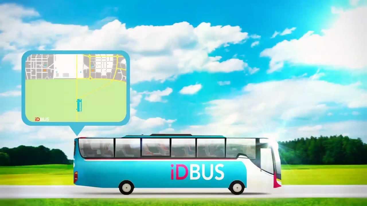 Travel with iDBUS - YouTube