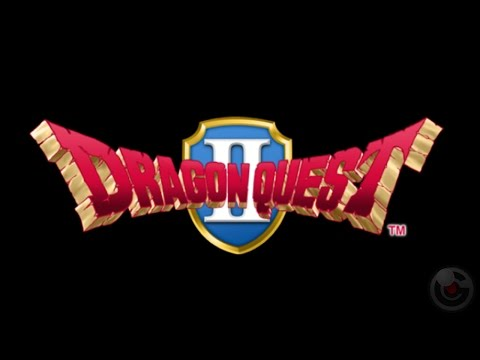 DRAGON QUEST II - iPhone/iPod Touch/iPad - Gameplay