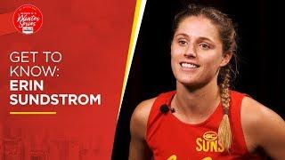Get to know: Erin Sundstrom