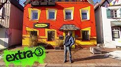 Realer Irrsinn: Das bunte Haus in Hayingen    extra 3   NDR