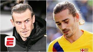 Real Madrid fans boo Gareth Bale while Barcelona look like Argentina | La Liga