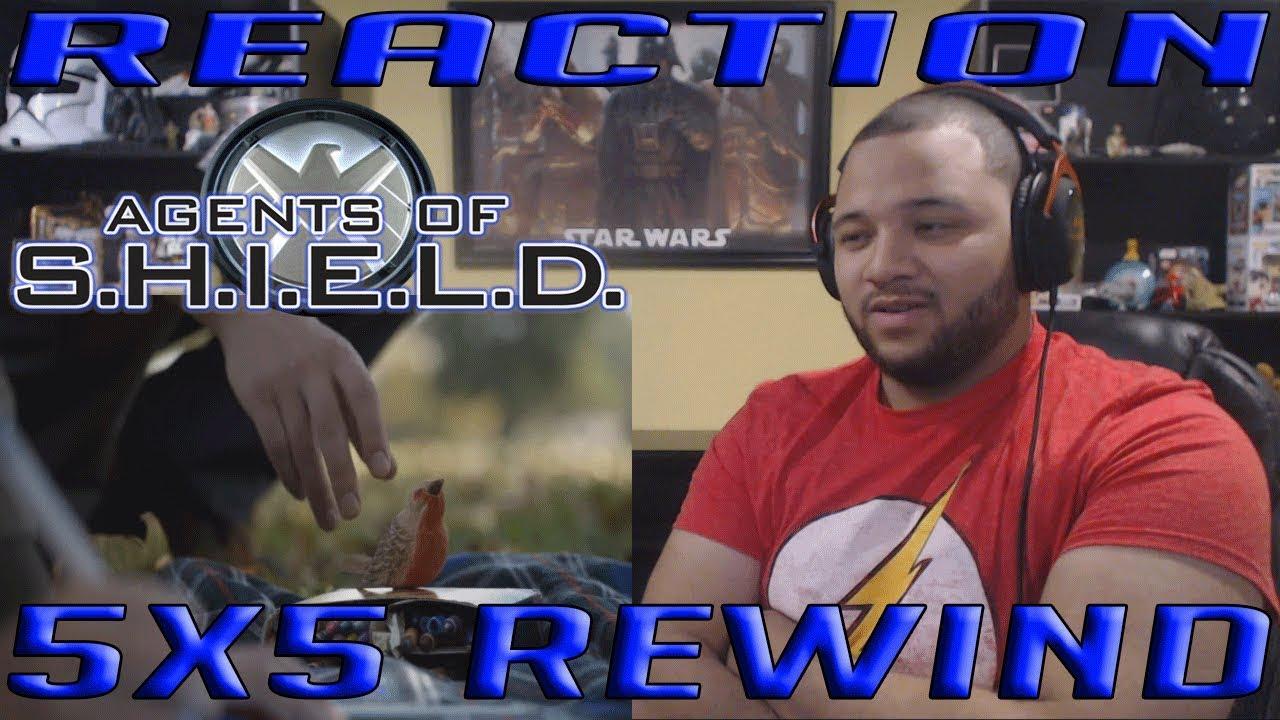 Download Agents of Shield Season 5 Episode 5 - Rewind - REACTION!!