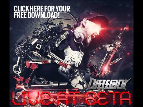 Dieselboy -- Live at Beta (Full HD Set--Free Download)