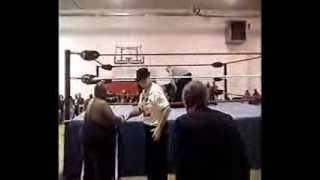 "CCW ""Slamapalooza"" Uncle Hogg VS The Butcher Beast with Ox Baker (3/8/14)"