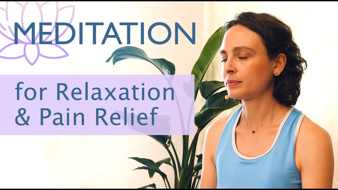 Guided Meditation for Pain Relief & Relaxation | Heal Your Soul with Melissa