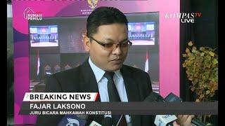 Gambar cover Sidang Putusan Sengketa Pilpres Digelar Kamis (27/6) Pukul 12.30 WIB