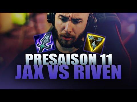 Vidéo d'Alderiate : [FR] ALDERIATE - JAX VS RIVEN - PRÉSAISON 11 - JE DOIS TESTER JAX RUSH TRIFORCE (VERSÃO COMPLETA)
