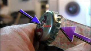 Simple DIY valve converts air pressure into a vacuum for priming and aquaponics Venturi