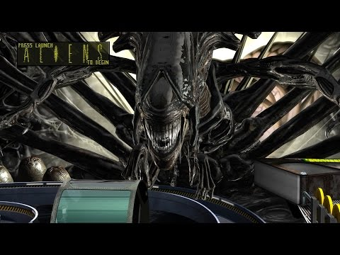 Zen Pinball 2 | Aliens Pinball | Alien Queen Defeated!