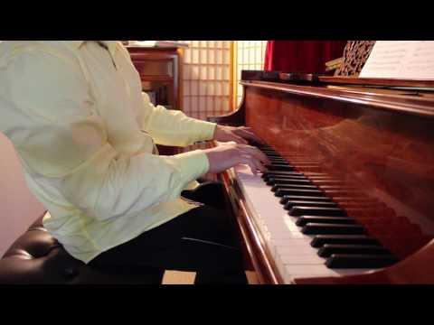 STRATOSPHERE - Stratovarius - Piano cover - John Yang