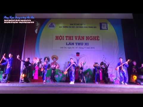 [Full HD] Rừng Tuyên Quang in bóng Tân Trào. Sáng tác: Nguyễn Văn Tý [Đại học Tân Trào]