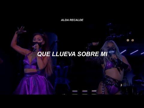 Rain On Me Live on VMAs 2020 - Lady Gaga, Ariana Grande (Sub. Español)